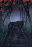 Choo choo by wolf-minori