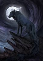 Moonchild by wolf-minori