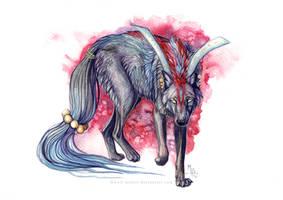 Crimson by wolf-minori