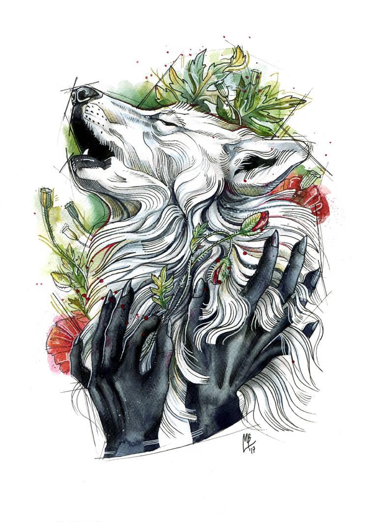Moonwraith by wolf-minori