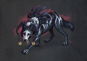 Murtaugh by wolf-minori