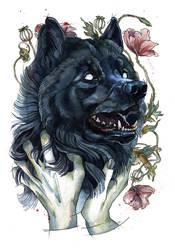Moonwraith II by wolf-minori