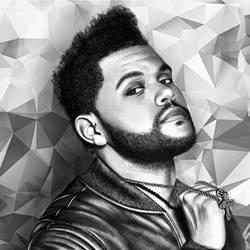 The Weeknd Drawing by JoeDieBestie