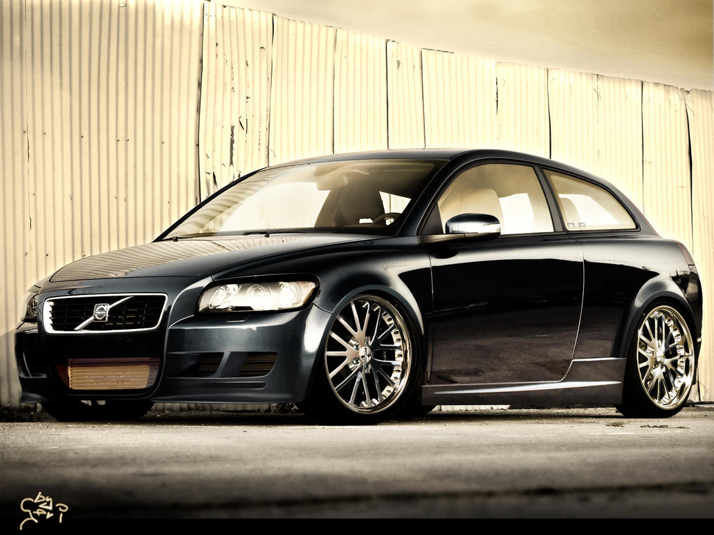 volvo_c30_dub_by_galantaigeri Great Description About Volvo C30 R Design with Interesting Gallery Cars Review