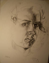 Self Portrait by galantaigeri