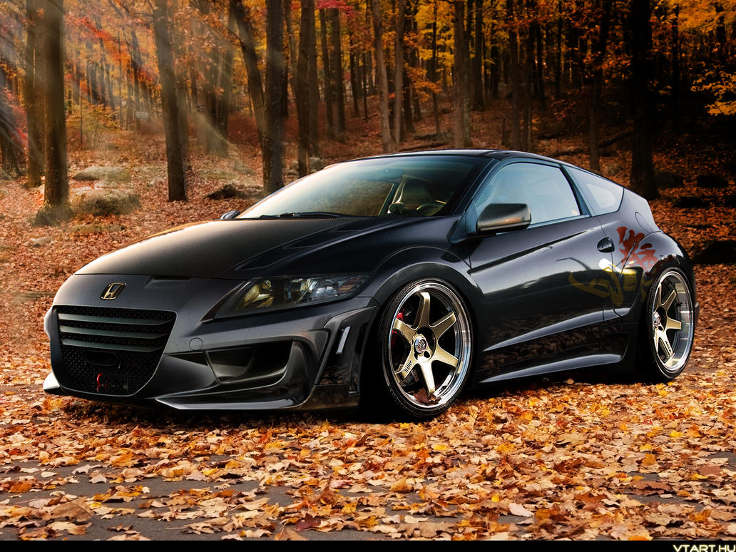 Honda Crz By Galantaigeri On Deviantart