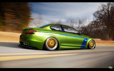 BMW M5 by galantaigeri