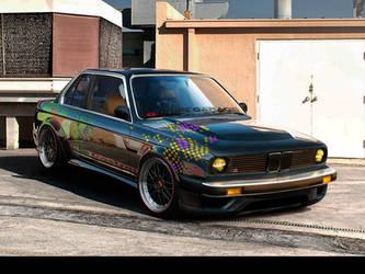 BMW 325 E30 by galantaigeri
