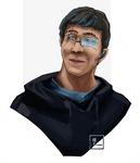 Mr. J | Shadowrun original character
