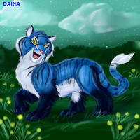 Switchback, the  tigress by TigresaDaina