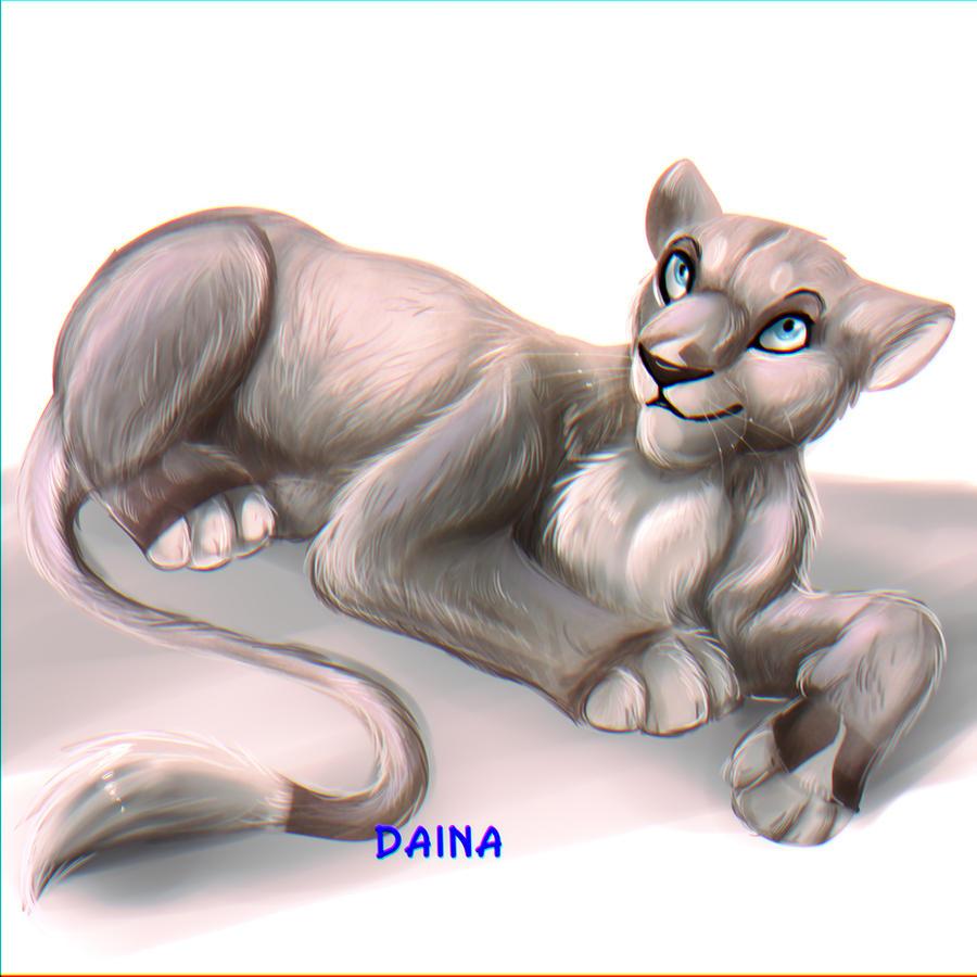 Kohu Lioness.. by TigresaDaina