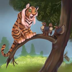 Has Anybody Seen My Twig? by TigresaDaina