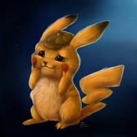 <b>Detective Pikachu</b><br><i>TigresaDaina</i>