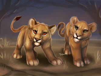 Lion King by TigresaDaina