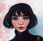 Portrait Practice June #02