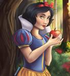 Snow White by briguyarts