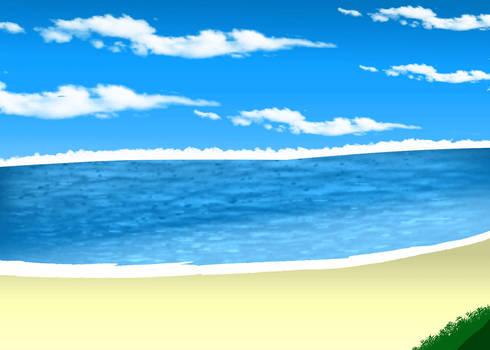 Beach scenery 2