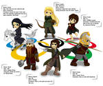 Olympic Team - Middle-earth