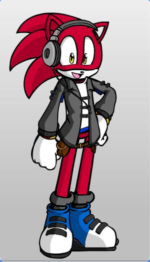 Jake Hedgehog