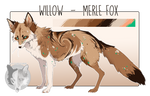 Willow reference sheet 2018