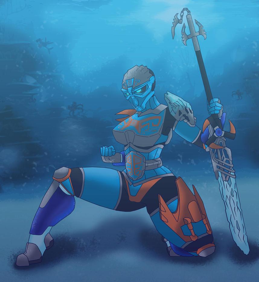 Uniter of Water by Nroc-Nuika