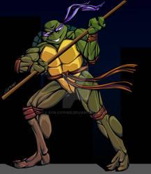 Patreon Speed Paint: Donatello