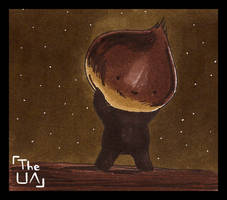 Chestnut Boy by TheUnconfidentArtist