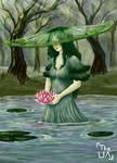 Kae'Rilia, Queen of Lilies