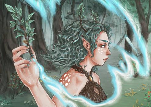 Artist Avatar Challenge, The Myrieen