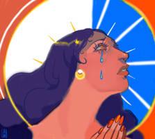 Dear God by lizoni