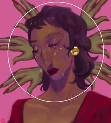 Modern Madonna by lizoni
