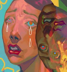 Triste by lizoni