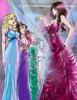 COMMISSION: Hypno Prom by Shono
