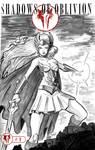 One Sketch 4: She-Ra by Shono