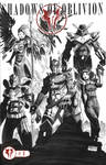 One Sketch 5: Clan Wolf by Shono