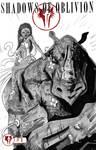 One Sketch 14: Elephantmen by Shono