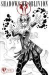 One Sketch 15: Enchantress by Shono