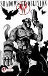 One Sketch 24: Hellboy by Shono