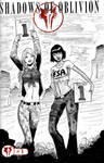 One Sketch 30: Zombie Chiefs by Shono