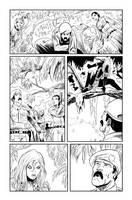 Sheena: Queen of the Jungle #2 p16 by Shono