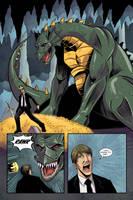 Dalrak the Mighty #1 p05 by Shono