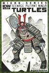 YamaCon 2014 sketch: Samurai Raphael