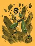 SOLD OUT: TOPH BEI FONG ORIGINAL ART