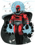 HeroesCon 2015: Magneto