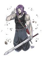 FOR SALE: Trunks Original Art by Shono