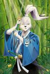 COMMISSION: Usagi Yojimbo