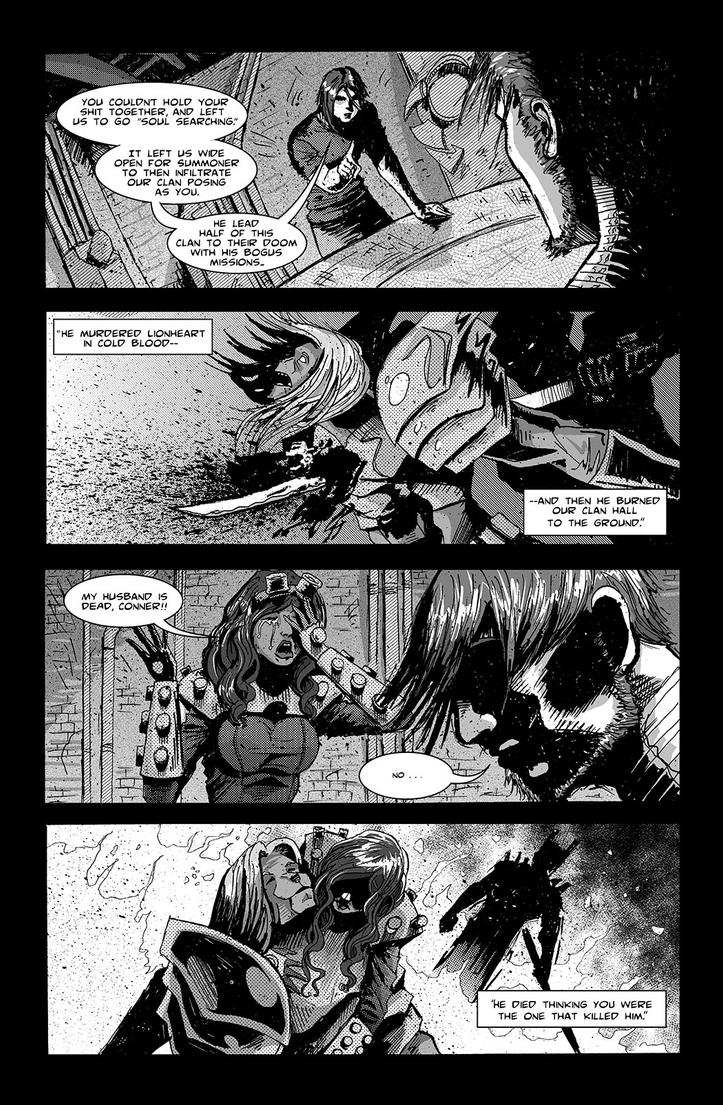 SHADOWS OF OBLIVION #0 - Page 6 by Shono