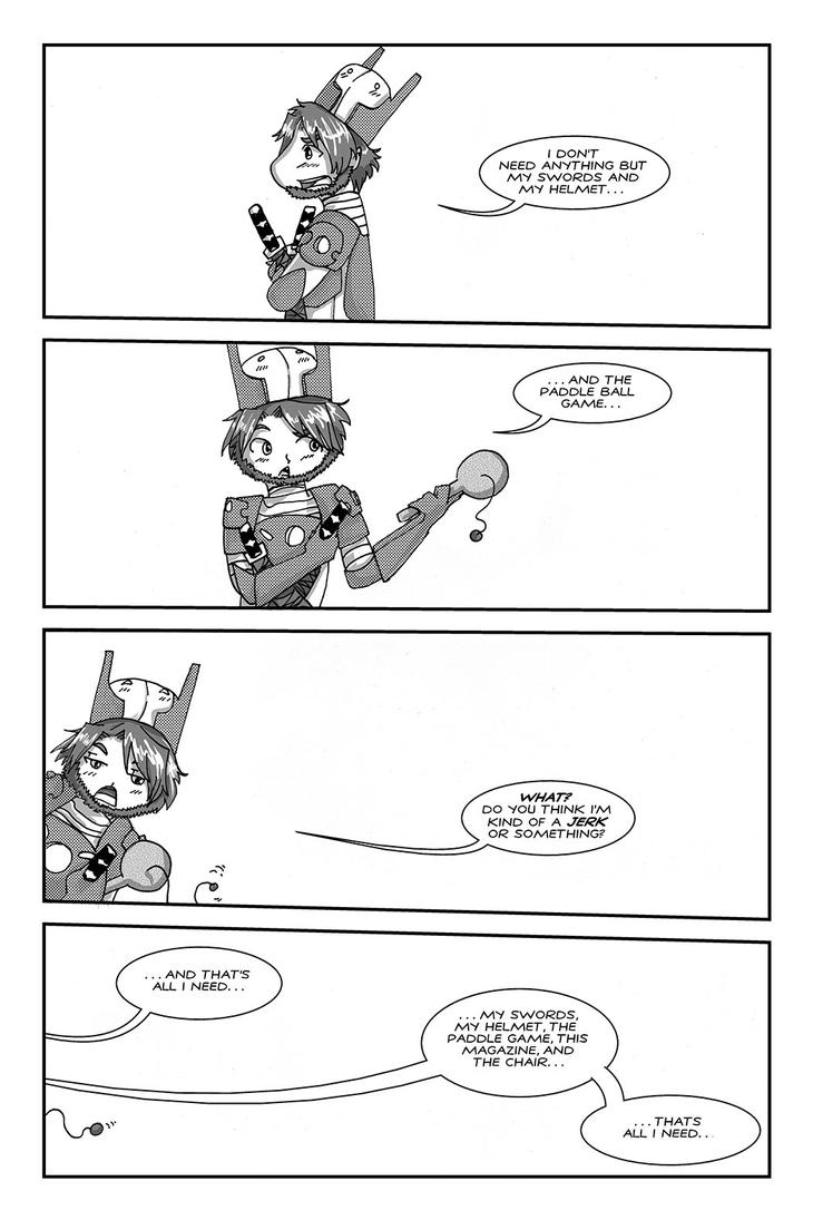 Chibis of Oblivion #0 - Page 2 by Shono