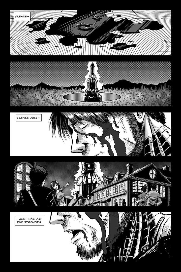 Shadows of Oblivion #1 - Page 1 by Shono