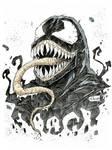 Animazement con sketch: Venom